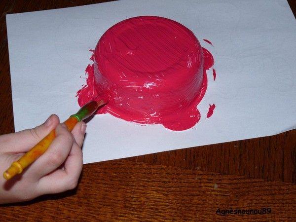 Atelier tortue page 2 for Peinture sur plastique
