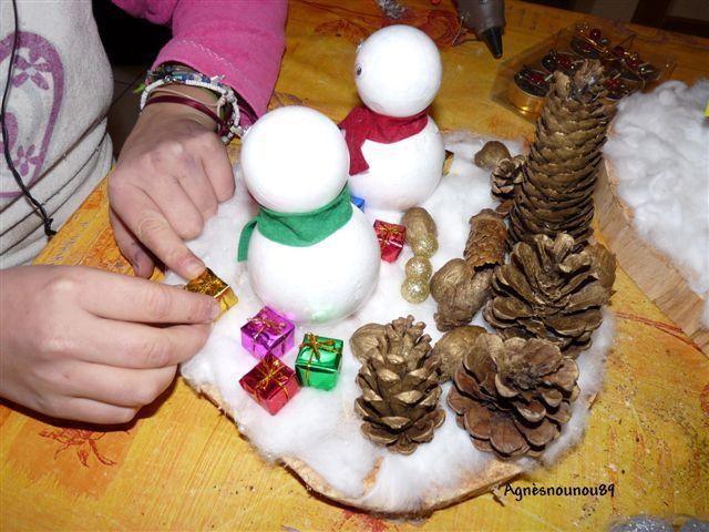 Plateau de table et trteau - Panneau, tablette, tasseau et moulure